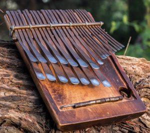 Dambatsoko tuning mbira made by Fradreck Mujuru
