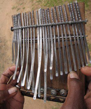 Matepe mbira by Chaka Chawasarira