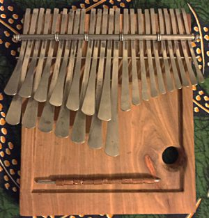 mbira made by Fradreck Mujuru