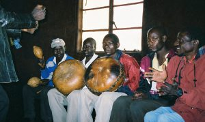 Mhondoro Mbira Group 2002