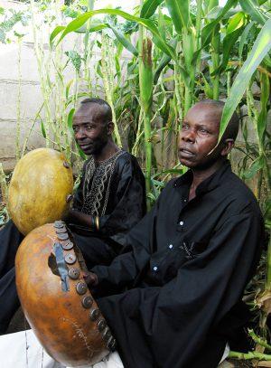Brothers Josiah Tarwireyi and Leonard Chiyanike 2010