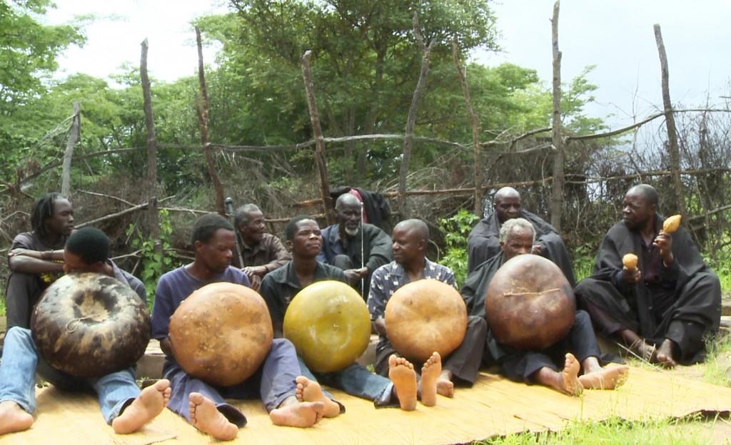 Mujuru Family Mbira 2011