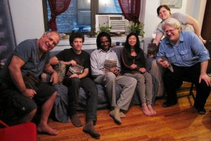 Caution Shonhai MBIRA workshop in New York 2011