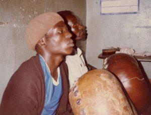Forward Kwenda & Tute Chigamba 1986