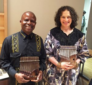Fradreck Mujuru & Erica Azim performance at the New England Conservatory of Music in 2016