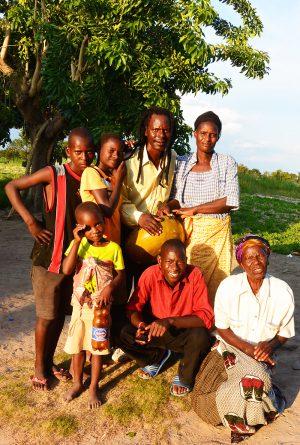 Samaita & family 2014