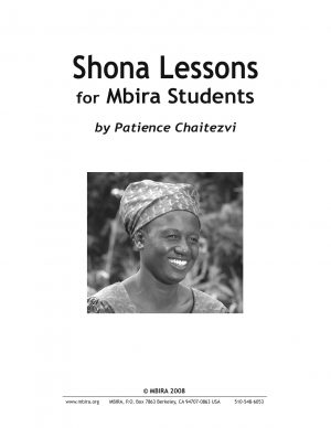 Shona Lessons for Mbira Students