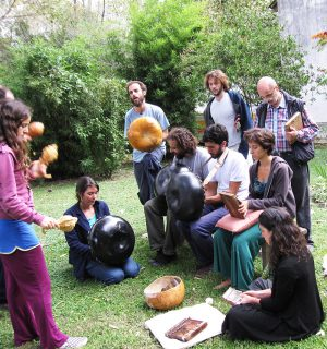 Argentina Mbira Camp 2011