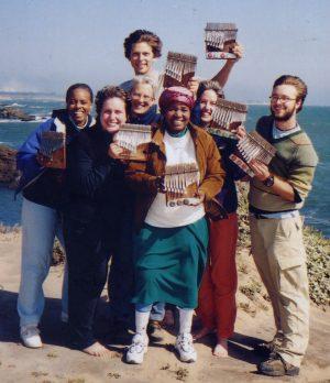 Mbira Camp 2001