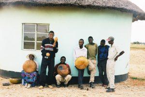 Jenny Muchumi with Mhondoro Musicians 2002