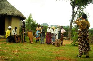 Kaia Wong Volunteering in Chigamba Village, Guruve, Zimbabwe