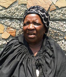 Ambuya Mugwagwa sings