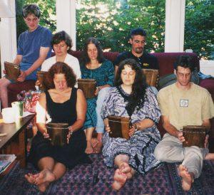 Erica Azim teaching in Seattle long ago