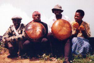 Alois Mutinhiri & Mhondoro Mbira Group 2003