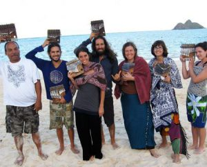 Hawaii Mbira Camp 2010