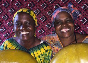 Patience Chaitezvi & Irene Chigamba 2017
