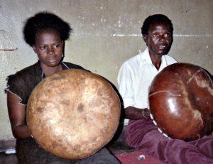 Tute & Irene Chigamba 1986