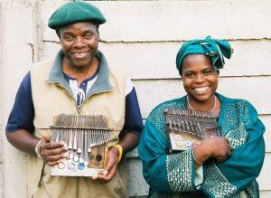 Tute & Irene Chigamba 2002