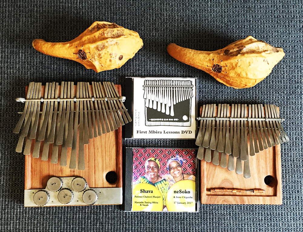 MBIRA Items for Sale