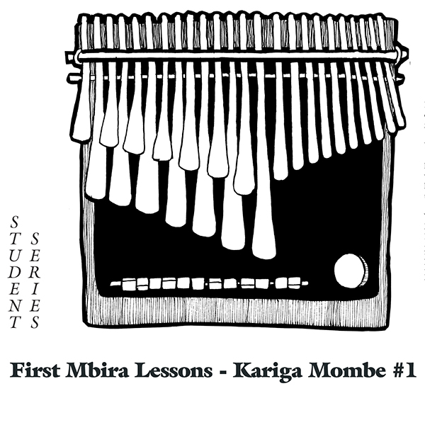 First Mbira Lessons Kariga Mombe 1