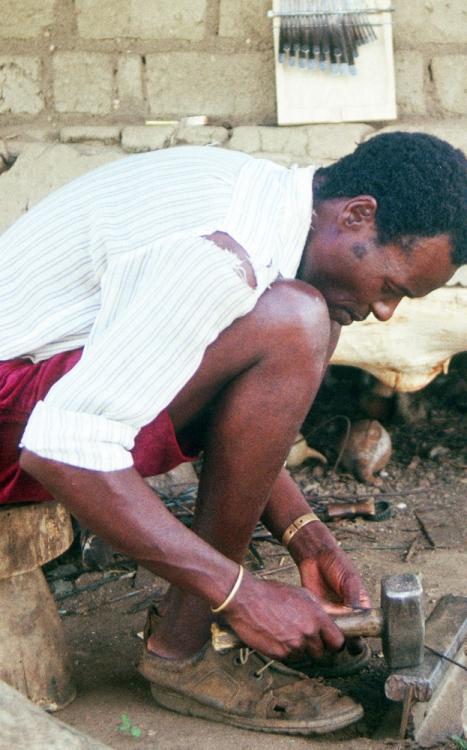 Chigamba hammering key