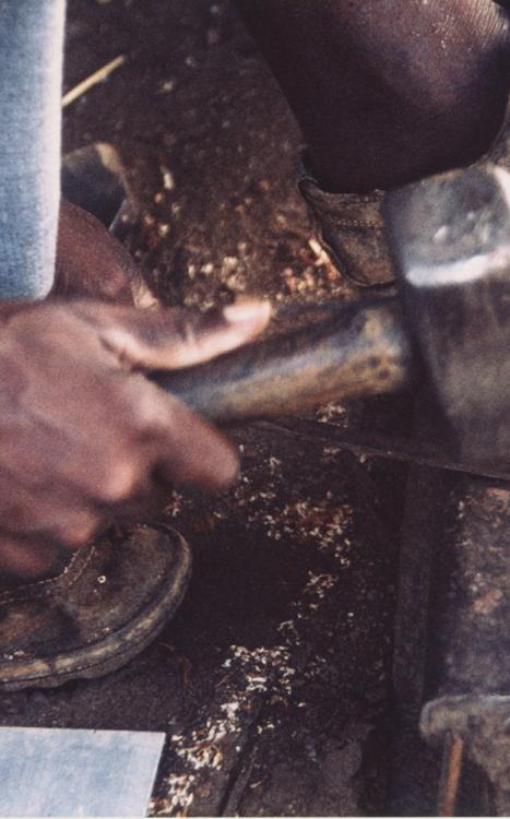 Chigamba pounding key 1991