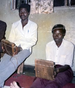 Tute & brother Pama Chigamba 1986