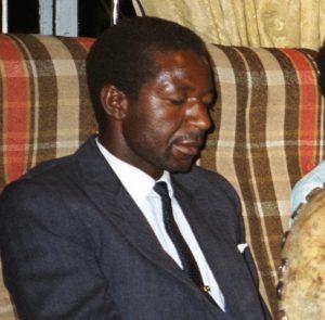 Tiri Chiongotere 1994
