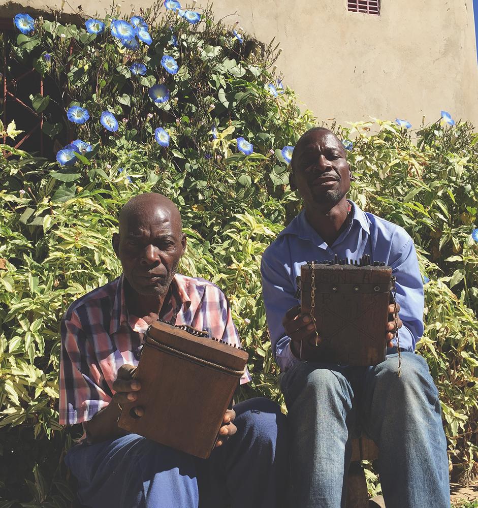 Dzongondza Taonezvi & Bothwell Kanengoni 2019
